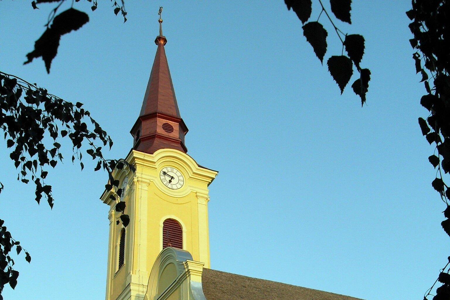Alsóvárosi templom és kolostor – Nagykanizsa