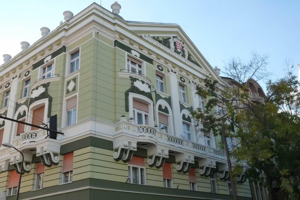 Első Magyar Általános Biztosító palotája