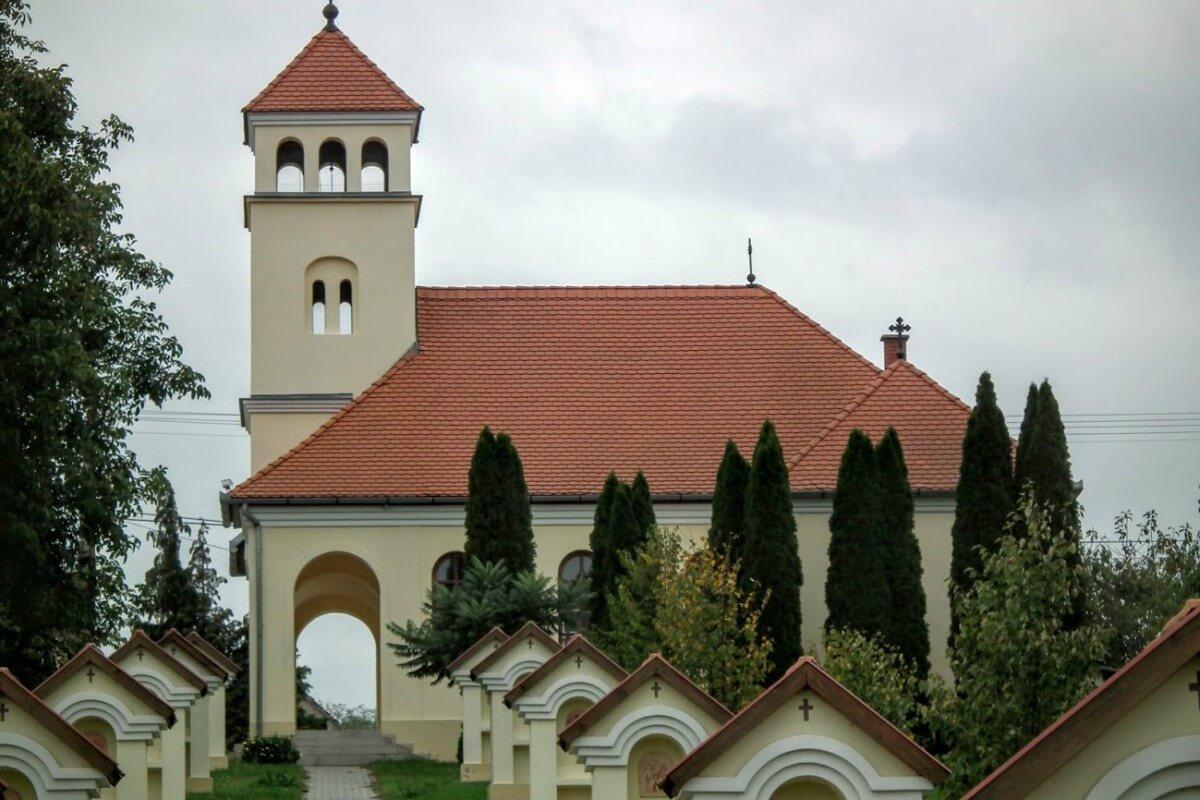 Páduai Szent Antal kápolna - Bocska