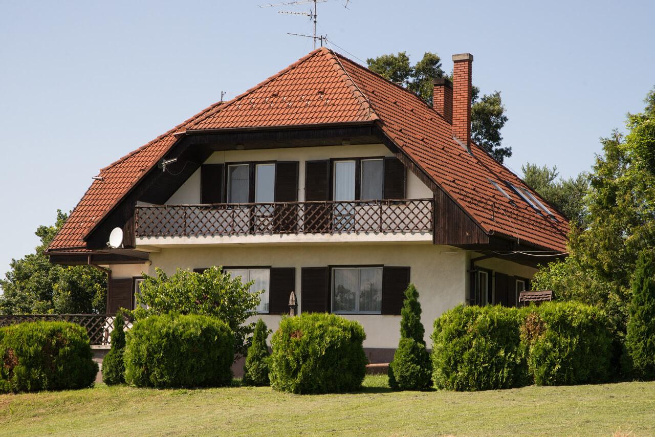 Hubertus Társaság vadászháza - Újudvar