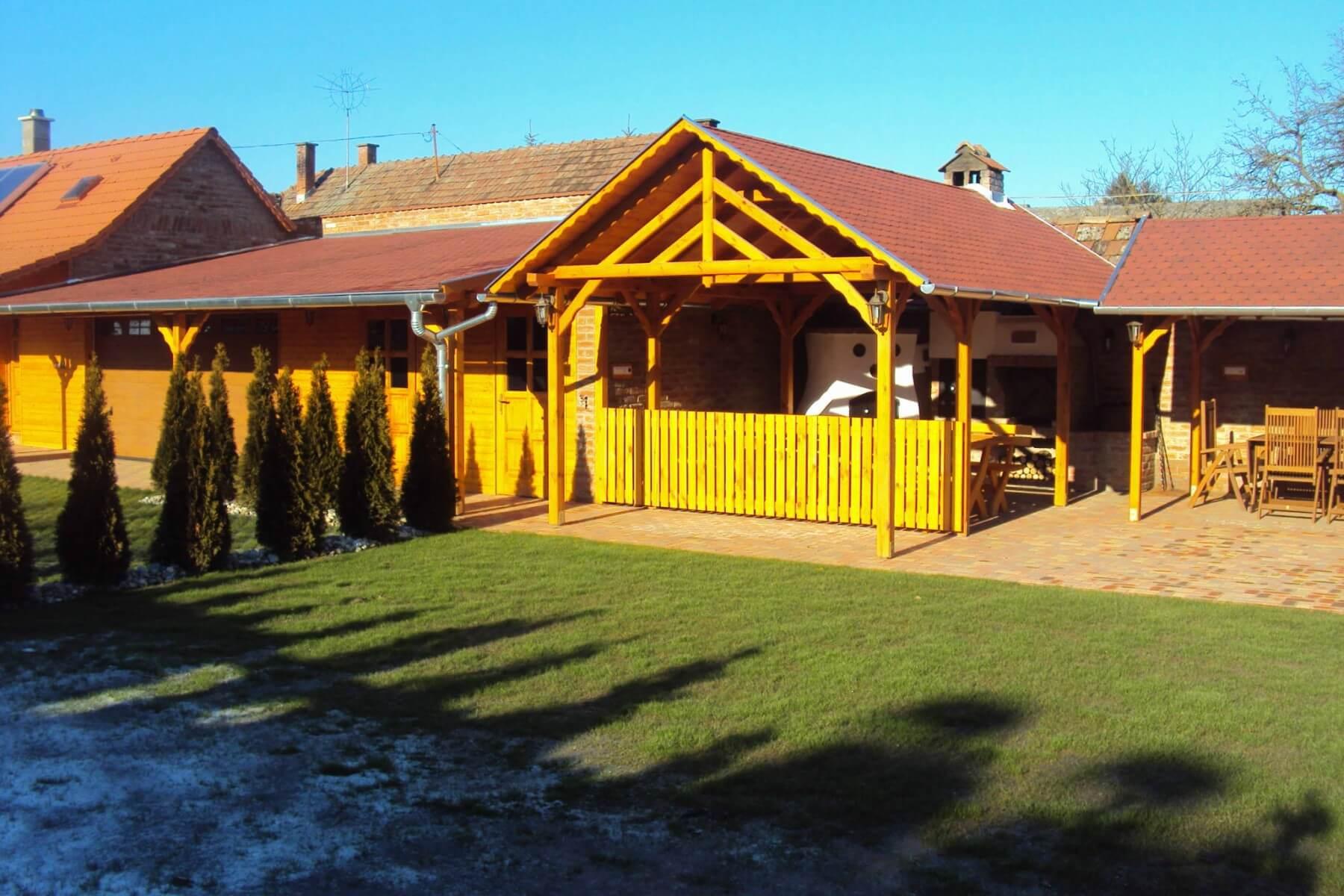 Mura vendégház - Murakeresztúr