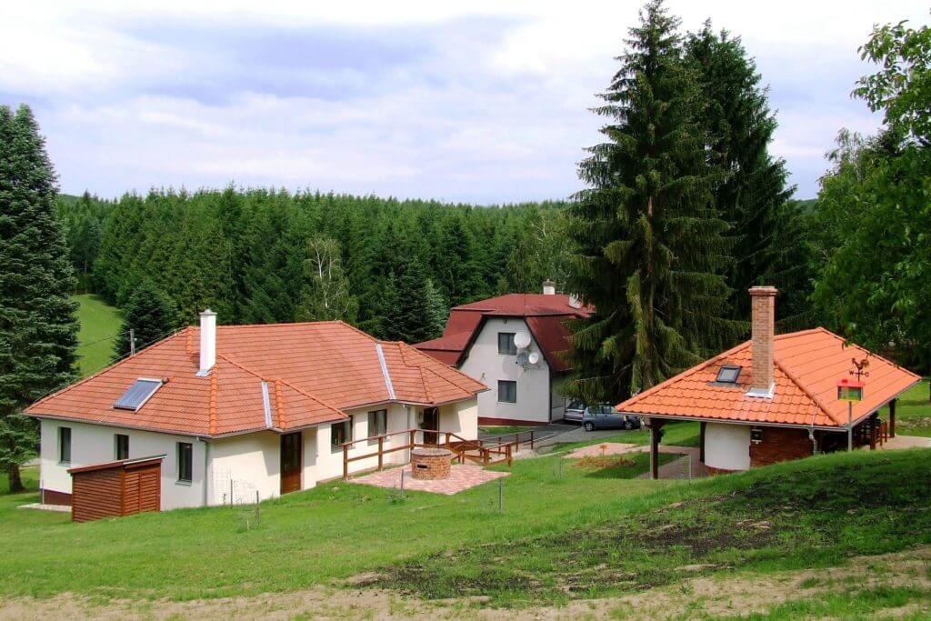 Obornaki vadászház - Eszteregnye