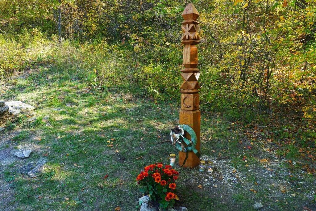 Kopjafa – Rockenbauer Pál tiszteletére