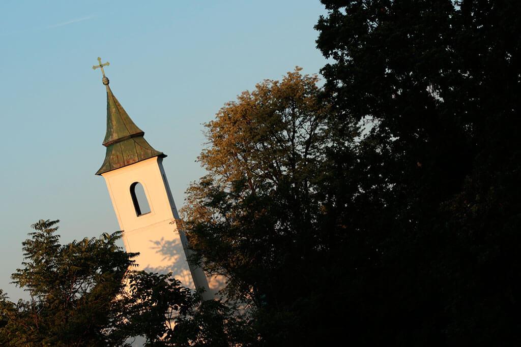 Szent Lőrinc kápolna - Börzönce