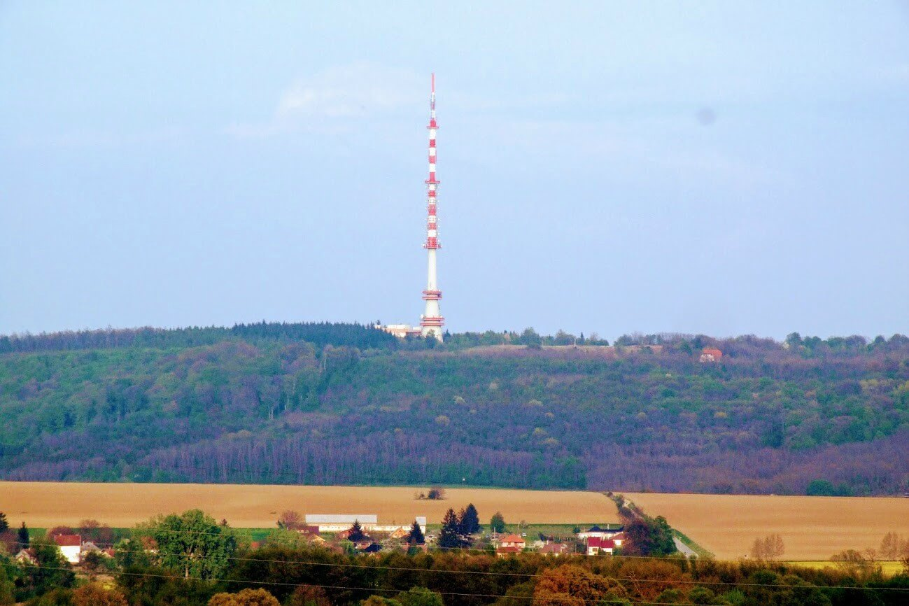 TV torony - Újudvar