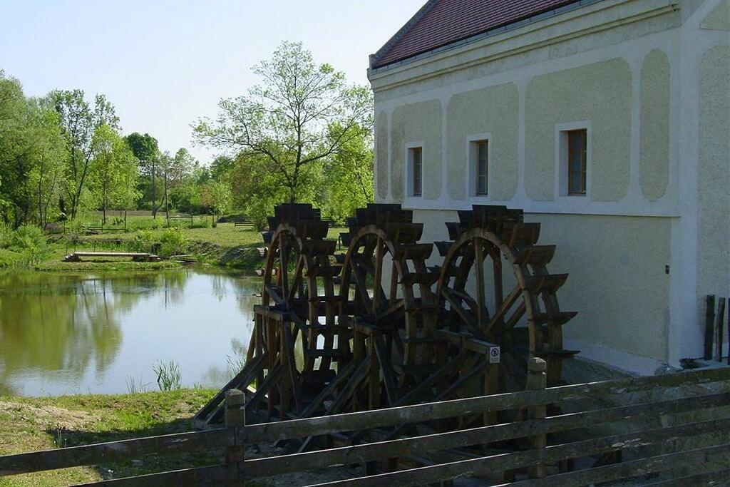Kerka vízimalom múzeum és kilátó - Szécsisziget