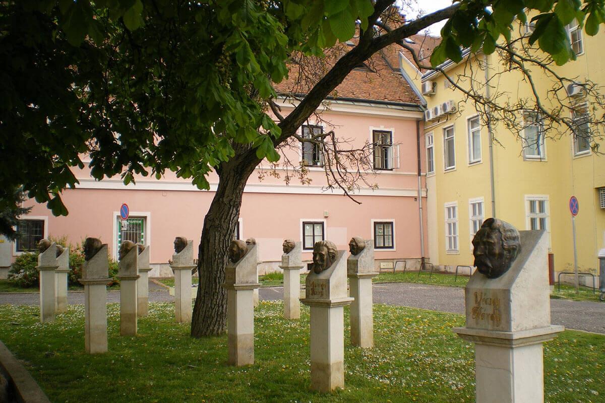 1848-as emlékpark - Aradi vértanúk - Nagykanizsa