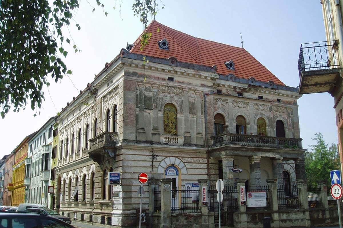 Blumenschein-palota - Nagykanizsa