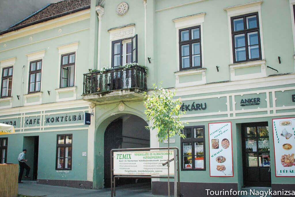 Grünhut-ház - Nagykanizsa