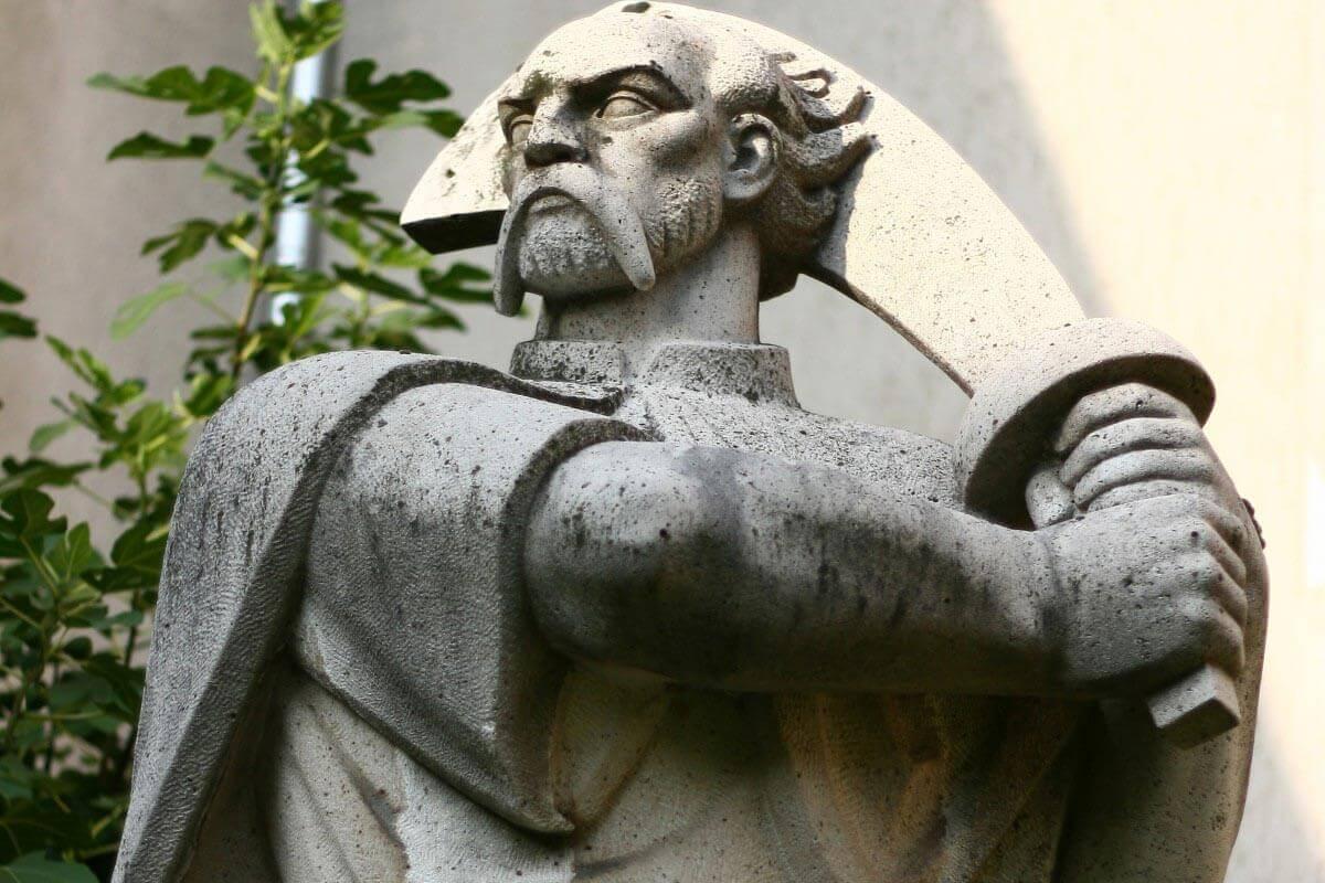 Thúry György mellszobra - Thúry Portya - Nagykanizsa