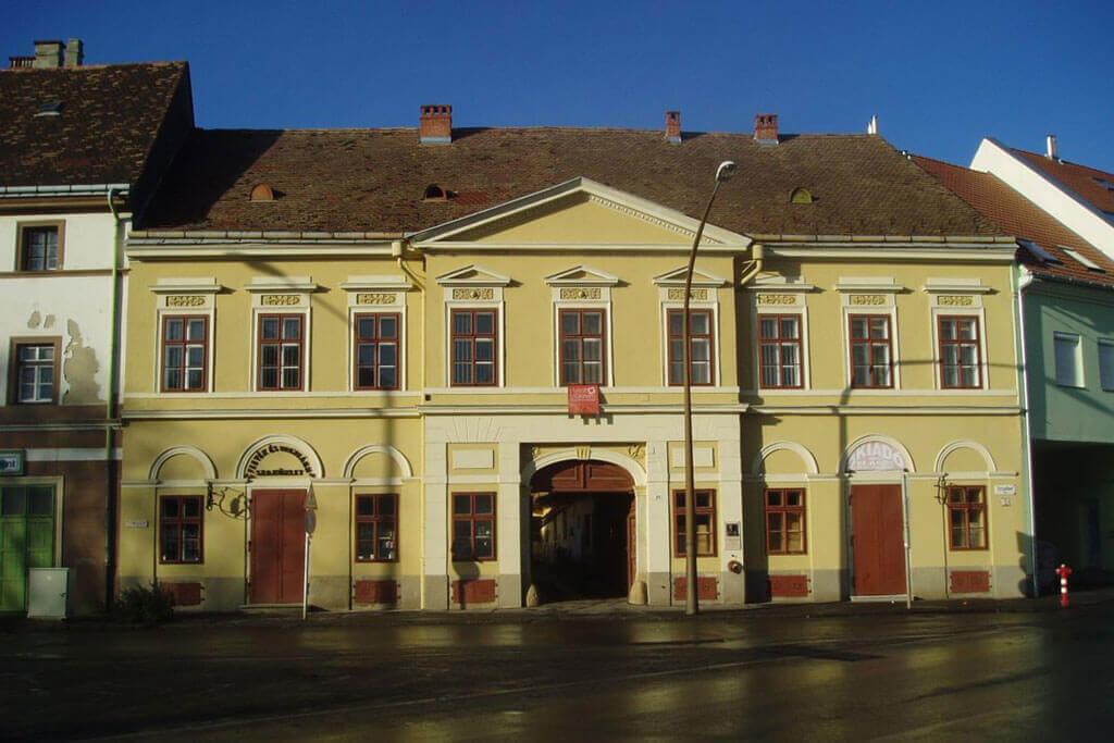 Guttmann palota - Nagykanizsa